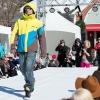 ASPEN, CO -MARCH 14: Aspen Intl Fashion Week presents a Snowlink