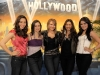 Avon Voices at Hollywood Video Shoot