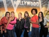 Avon Voices at Hollywood Video Shoot at Center Staging Studios on July 15, 2011 in Los Angeles, California.