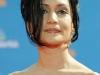 Archie Panjabi Emmy Awards Red Carpet Hairstyle 2010