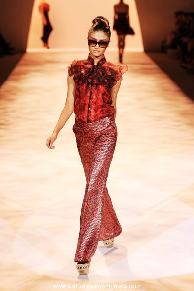 Christian Siriano Spring 2011 Collection and Review #NYFW ...