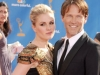 Anna Paquin and Stephen Moyer on Emmy Awards Red Carpet