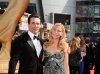 Couples on Emmy Awards Red Carpet