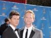 David Burtka and Neil Patrick Harris on Emmy Awards Red Carpet