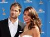 David Charvet and Brooke Burke on Emmy Awards Red Carpe