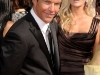 Dennis Quaid and Wife on Emmy Awards Red Carpet