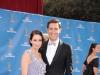Emily Blunt and John Krasinski on Emmy Awards Red Carpet