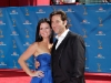 Henry Ian Cusick on Emmy Awards Red Carpet