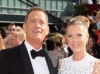 Tom Hanks and Rita Wilson on Emmy Awards Red Carpet