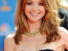 Jayma Mays Emmy Awards Long Hairstyle