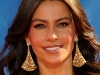 Sofia Vergara Emmy Awards Long Hairstyle