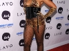 Ashanti at Heidi Klum\'s 2010 Halloween Party at Lavo