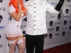Coco and Ice-T at Heidi Klum\'s 2010 Halloween Party at Lavo
