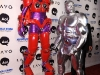 Heidi Klum and Husband Seal at Heidi Klum\'s 2010 Halloween Party at Lavo on October 31, 2010 in New York City.