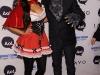 Kim Kardashian and Jonathan Cheban at Heidi Klum\'s 2010 Halloween Party at Lavo