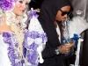 lil wayne and escort at lil wayne homecoming party at king of diamonds miami