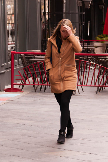 2014 Fall Street Style with Robert Rice