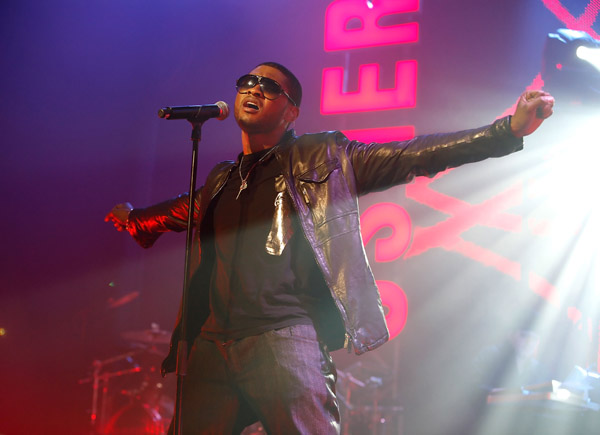 "Usher has been across the country, as well as overseas, promoting his latest album ""Here I Stand."" Usher says that ""Here I Stand"" is a ""coming of age"" album. Just […]"