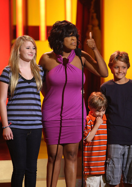 Niecy Nash Adopt White Kids