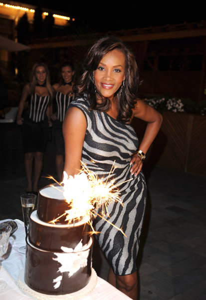 FirstClassFashionista would like to invite you to shop: DesignerClothes@FirstClassFashionista DesignerShoes@FirstClassFashionista DesignerHandbags@FirstClassFashionista *BOOKMARK THIS SITE* FirstClassFashionista Homepage Vivica Fox Celebrates Her Birthday at Muzic Night Club in Toronto, Ontario, Canada Vivica […]