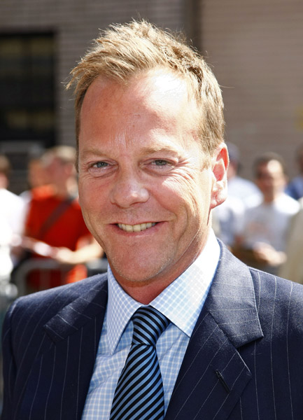 "FirstClassFashionista would like to invite you to shop: DesignerClothes@FirstClassFashionista DesignerShoes@FirstClassFashionista DesignerHandbags@FirstClassFashionista *BOOKMARK THIS SITE* Official Celebrity Fashion and Gossip Website Keifer Sutherland spotted at the ""Late Show with David Letterman"" […]"