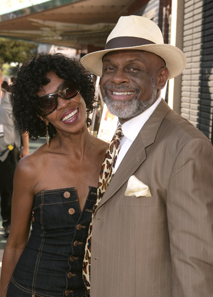 Micheal Colyar and Wife