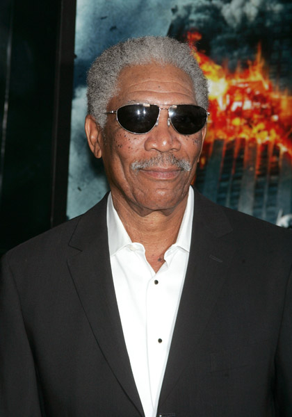 Morgan Freeman - Wallpaper Hot