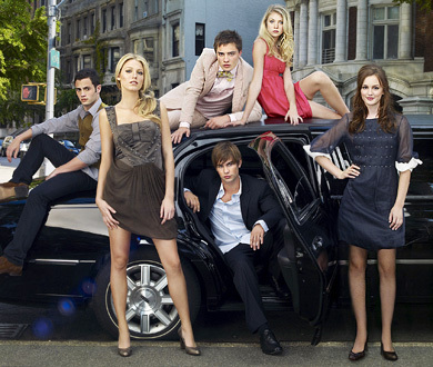 CW Gossip Girl Cast
