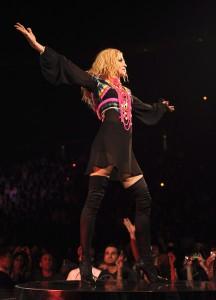 Madonna Performance Photo