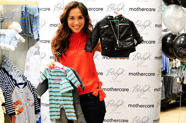 "First Class Fashionista would like to invite you to shop: Discount Designer Baby Clothes DesignerShoes@FirstClassFashionista DesignerHandbags@FirstClassFashionista *BOOKMARK THIS SITE* Official Celebrity Fashion and Gossip Website Myleen Klass launches her ""Baby […]"