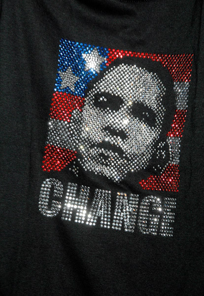 Barack Obama a Symbol of Change