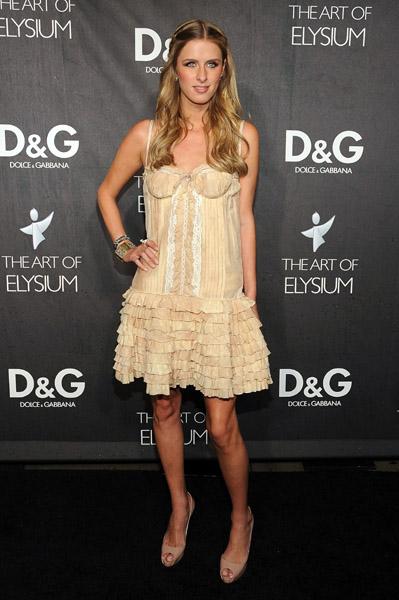 Nicky Hilton Fashion Oops