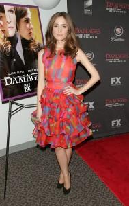 Rose Byrne Damages Premiere