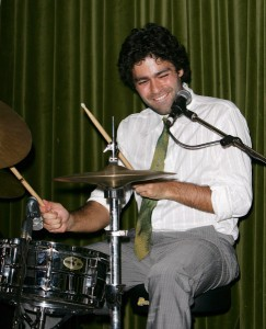 The Honey Brothers Band Member Adrian Grenier