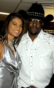 Bobby Brown and Girlfriend Alicia Etheridge