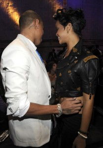 chris brown and rihanna at mtv vmas