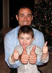 Jason Mesnick & Son