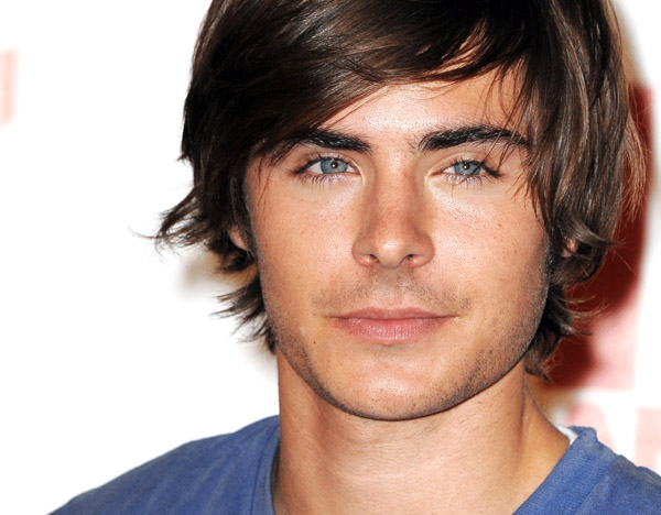 zac efron 17 again hairstyle. Zac Efron Sighting in Paris,