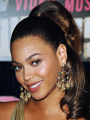 Beyonce's Hairstyle Picture