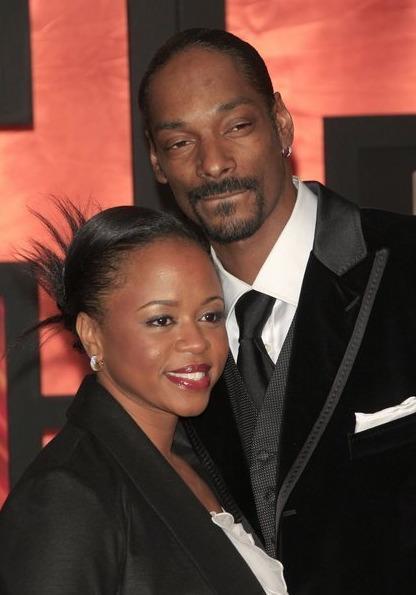 Snoop Dogg and Wife Shante Broadus