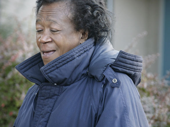 Obama's Aunt Zeituni Onyango