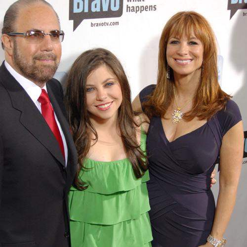 Jill Zarin and Family