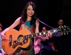 Miranda Cosgrove 16th B-day Guitar