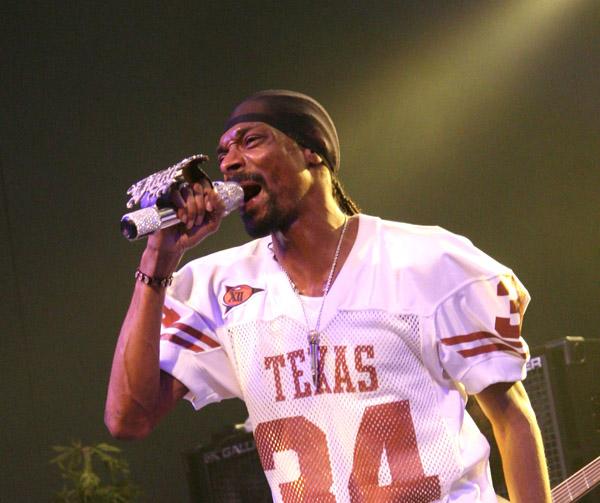 Snoop Dogg Austin TX