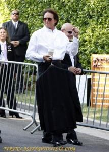 Bruce Jenner at Khloe Kardashian Wedding