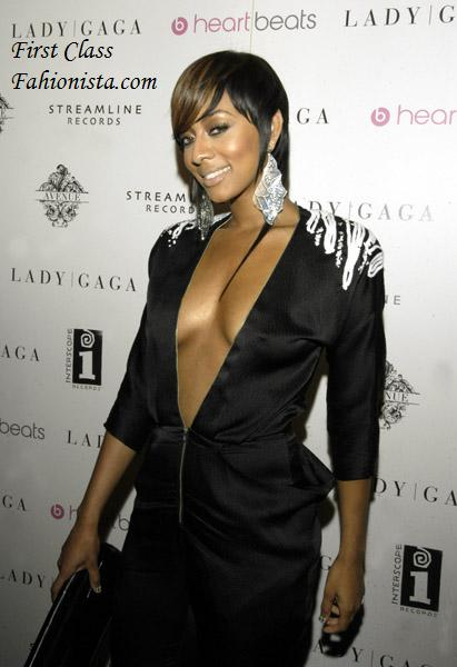 Keri Hilson at 2009 MTV VMAs