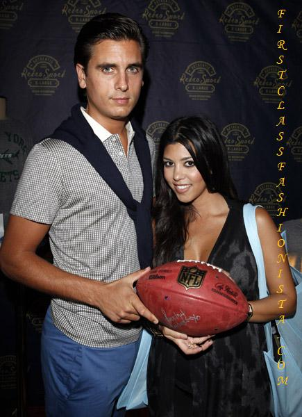 Kourtney Kardashian and Scott Disick Together