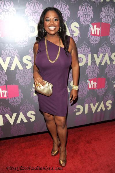 Sherri Shepherd at 2009 VH1 Divas