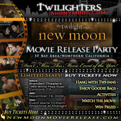 New Moon Release Party