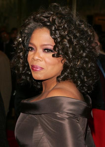 Oprah Winfrey's Hair
